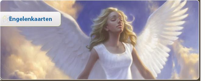 Engelenkaarten - Paranormale gaven kaartleggers